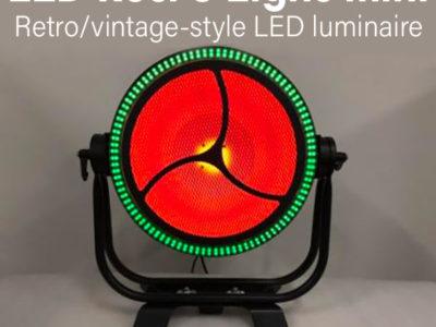 LED Retro Light mini
